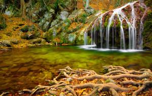Водопад Джур-Джур Генеральское Крым