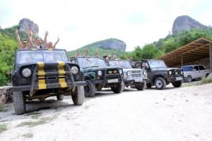 Активный тур в Крыму