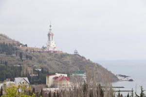 Храм-маяк, экскурсии по Крыму