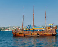 Морская прогулка Севастополь