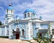 Саки. Церковь Святого Ильи