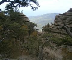 Виды горного Крыма